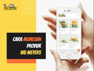 Cara Belanja Online di Wu Meyers