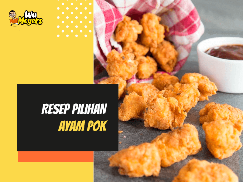 Resep Ayam Pok-Pok