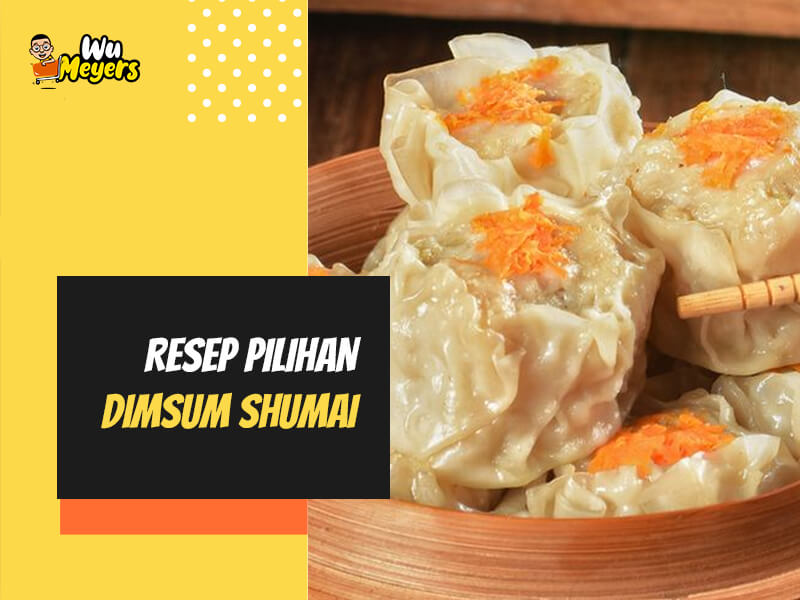Resep Dimsum Shumai
