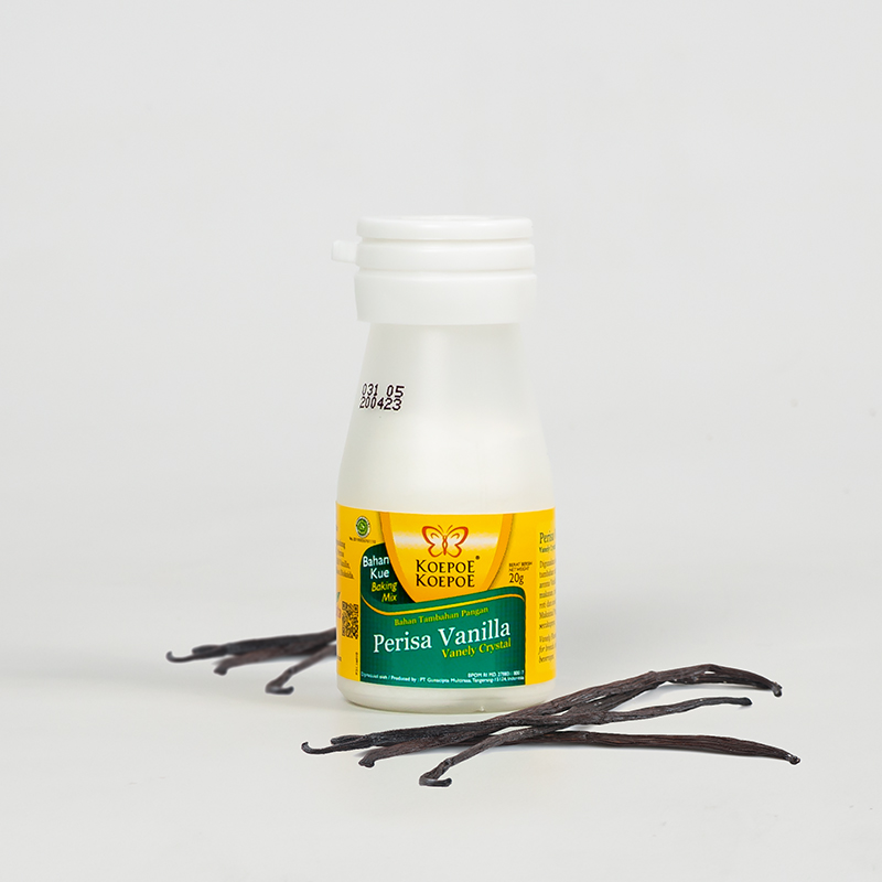 koepoe koepoe perisa vanilla 20g 05105616015