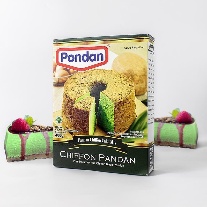 pondan chiffon pandan 400gr 05050305671