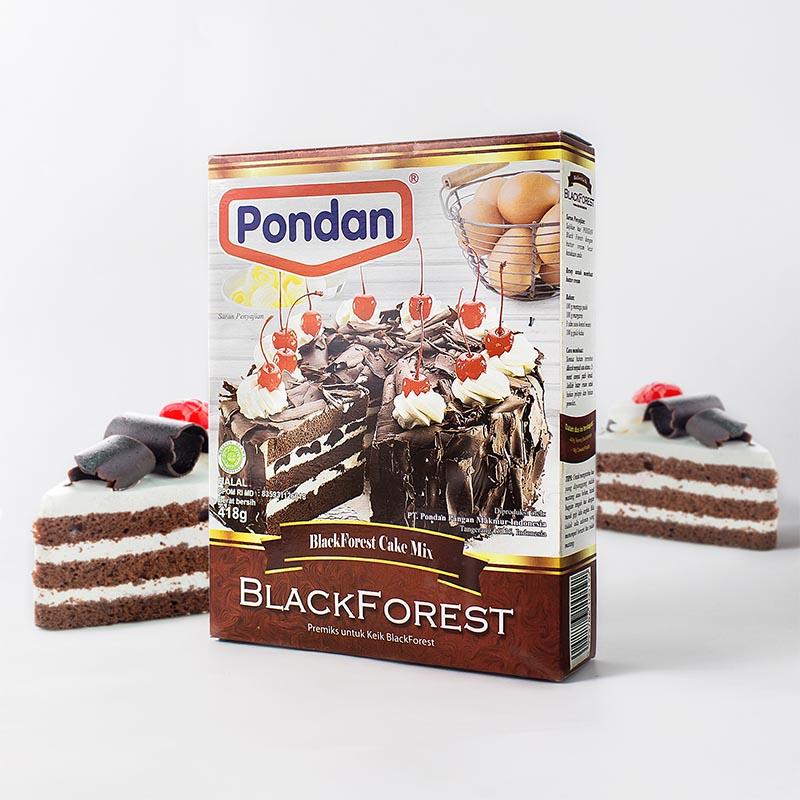 pondan black forest 400gr 05051809843